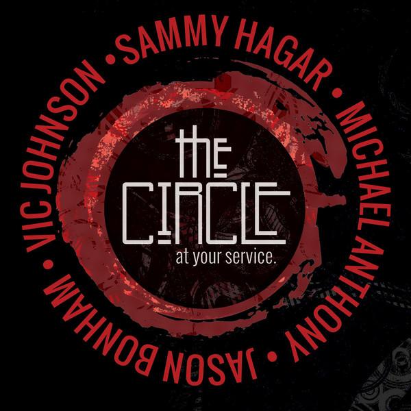 SAMMY HAGAR & THE CIRCLE   2015At Your Service