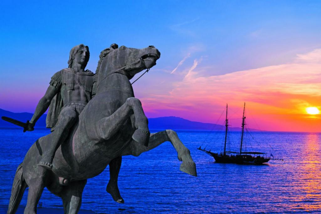 Куда уплыл флот Александра Великого